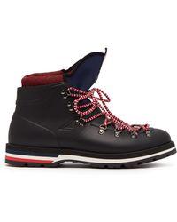 Moncler - Henoc Tri Colour Boots - Lyst
