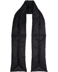 Acne Studios - Quilted Padded Scarf - Lyst