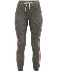 The Upside - Teeny Leopard-print Stretch-jersey Leggings - Lyst