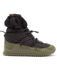 adidas By Stella McCartney Winterboot Cold.rdy Quilted Shell Snow Boots - Black