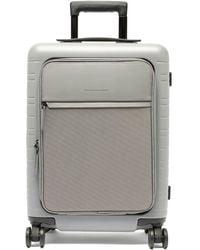Horizn Studios M5 Smart Cabin Suitcase - Gray