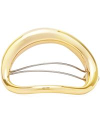 Charlotte Chesnais - Turtle Gold Plated Hair Clip - Lyst