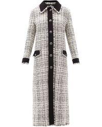Dolce & Gabbana - ツイード シングルコート - Lyst