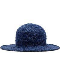 Etro Crocheted Cotton Hat