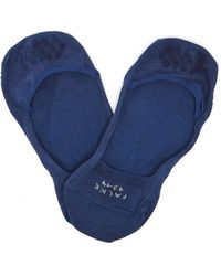 Falke - Cool 24/7 Invisible Cotton-blend Liner Socks - Lyst