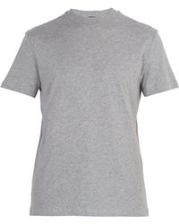 Prada - Pack Of 3 Cotton T Shirts - Lyst
