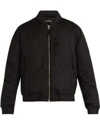 Stone Island - Shadow Project Down Bomber Jacket - Lyst