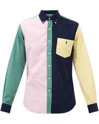 Polo Ralph Lauren クラシック フィット コットンコーデュロイシャツ - ブルー