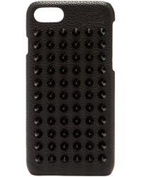 Christian Louboutin - Loubiphone スパイク レザー Iphone 7&8 ケース - Lyst