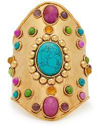 Sylvia Toledano - Wonder Stone-embellished Cuff - Lyst