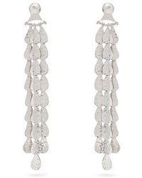 Sophia Kokosalaki Luna sterling-silver earrings BMu6a