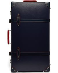 Globe-Trotter St. Moritz 30′′ Check-in Suitcase - Blue