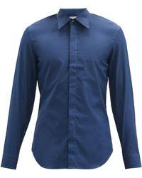 Maison Margiela - Cotton-poplin Shirt - Lyst
