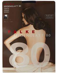 FALKE セイデングラット 20デニール タイツ - ブルー