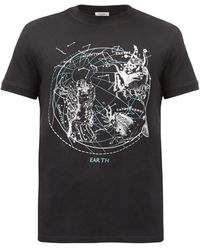Valentino - ゾディアック コットンtシャツ - Lyst