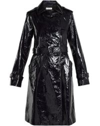 Diane von Furstenberg | Belted Double-breasted Trench Coat | Lyst