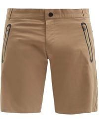 Bogner Colin Shell Shorts - Natural