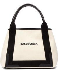 Balenciaga Cabas S Tote Bag - Multicolour