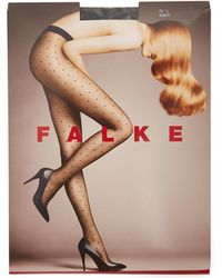 Falke - Polka-dot 15 Denier Tights - Lyst