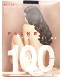 Falke | Pure Matte 100 Denier Tights | Lyst