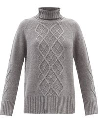 Max Mara カシオ セーター - グレー