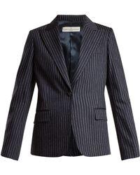 Golden Goose Deluxe Brand - Venice Pinstripe Tailored Jacket - Lyst