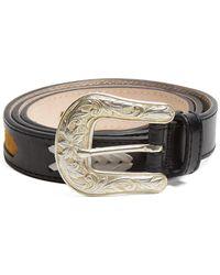 Isabel Marant - Tigoo Leather Belt - Lyst