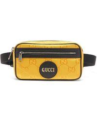 Gucci オフ ザ グリッド GGジャカード キャンバスベルトバッグ - マルチカラー