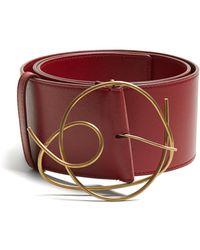 ROKSANDA - Leather Belt - Lyst