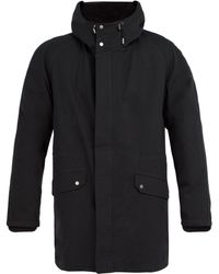 Yves Salomon - Hooded Down Filled Cotton Parka - Lyst