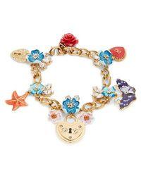 Dolce & Gabbana - Charm-embellished Bracelet - Lyst