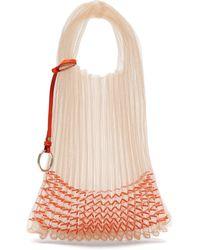 Jil Sander - Sheer Market Bag - Lyst