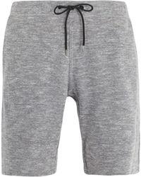 Onia - Saul Cotton-blend Shorts - Lyst