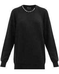 Givenchy - チェーン カシミアセーター - Lyst