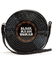 Sarah's Bag | Black Magic Woman Crossbody Bag | Lyst