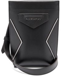 Givenchy - アンティゴナ レザーフォンポーチ - Lyst