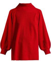 Ryan Roche - High-neck Cashmere Sweater - Lyst