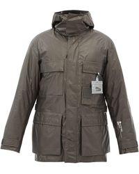 C.P. Company ゼニア デタッチャブルライニング フィールドジャケット - グレー