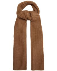 JOSEPH - Heavy Weight Knit Scarf - Lyst