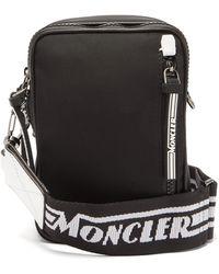 Moncler ディトゥア クロスボディバッグ - ブラック