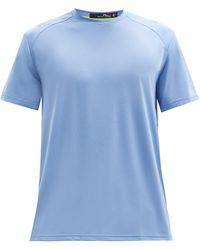 Polo Ralph Lauren クルーネック パフォーマンス Tシャツ - ブルー
