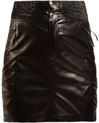 Isabel Marant - Amel High-rise Mini Skirt - Lyst