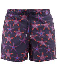 Vilebrequin - Moorea Starfish Print Swim Shorts - Lyst