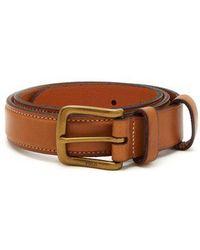 Polo Ralph Lauren - Logo-debossed Leather Belt - Lyst