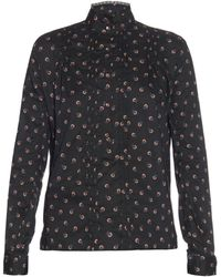 Thierry Colson - Peggy Floral-print Shirt - Lyst