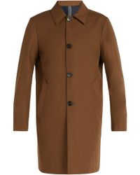SALLE PRIVÉE - Mathys Cotton Blend Raincoat - Lyst