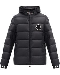 Moncler Sassiere Quilted Down Léger-shell Jacket - Black