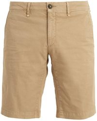 Moncler - Cotton-gabardine Shorts - Lyst