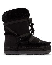Bogner - Tignes Shearling Snow Boots - Lyst