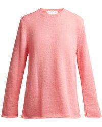 Comme des Garçons - Textured Knit Jumper - Lyst